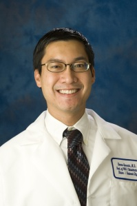Dr. Ramon Quesada, nutrition and exercise specialist at Kaiser-Permanente, Redwood City