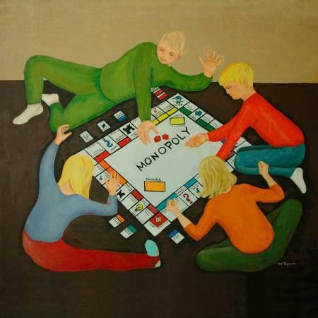 Monopoly by Patricia Ryser
