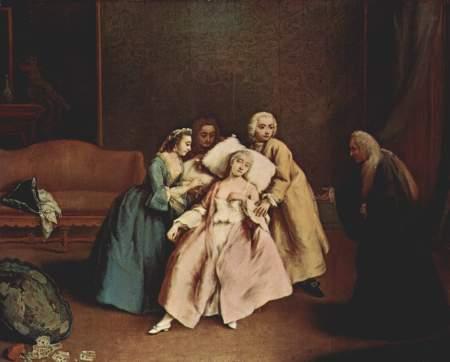 Pietro Longhi - The Yorck Project: 10.000 Meisterwerke der Malerei